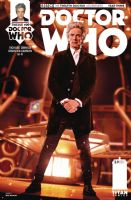 Doctor Who The Twelfth Doctor Adventures: Year Three #9 (Cover B)